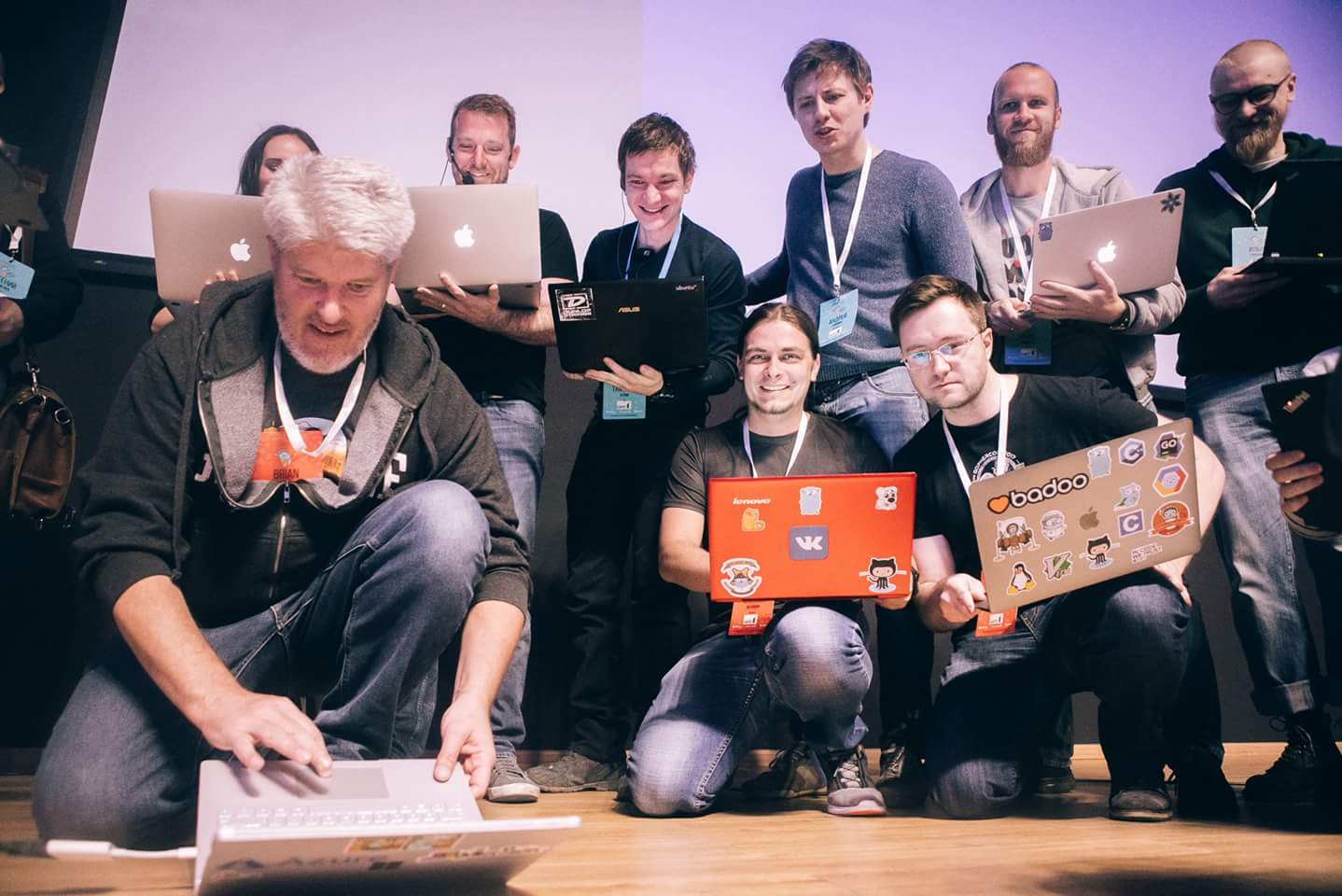 SEDMAX на GopherCon Russia 2018 фото 6